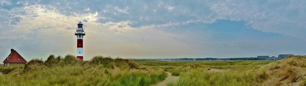 Nieuwpoort Panorama vuurtoren | Nieuwpoort 13-08-2015 Panora… | Flickr