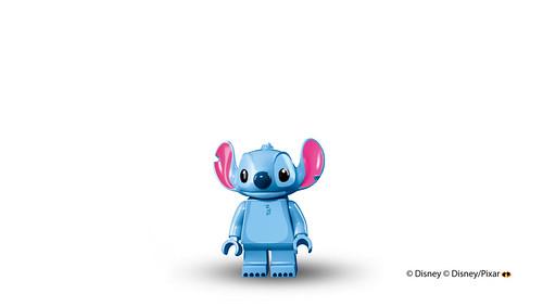 LEGO Collectible Minifigures 71012 - Disney - Stitch