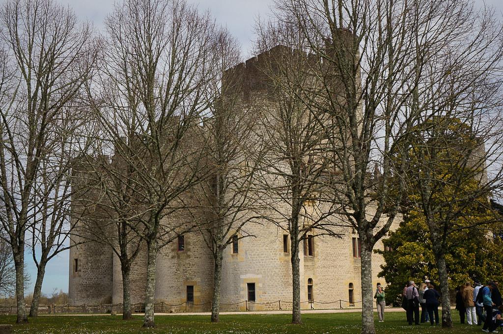 Château de Roquetaillade. © 2016 Ralph Grizzle