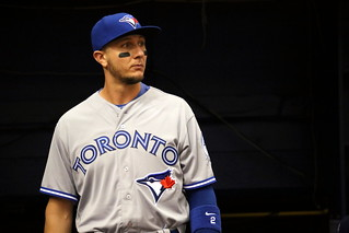 Troy Tulowitzki is introduced on #OpeningDay | by apardavila