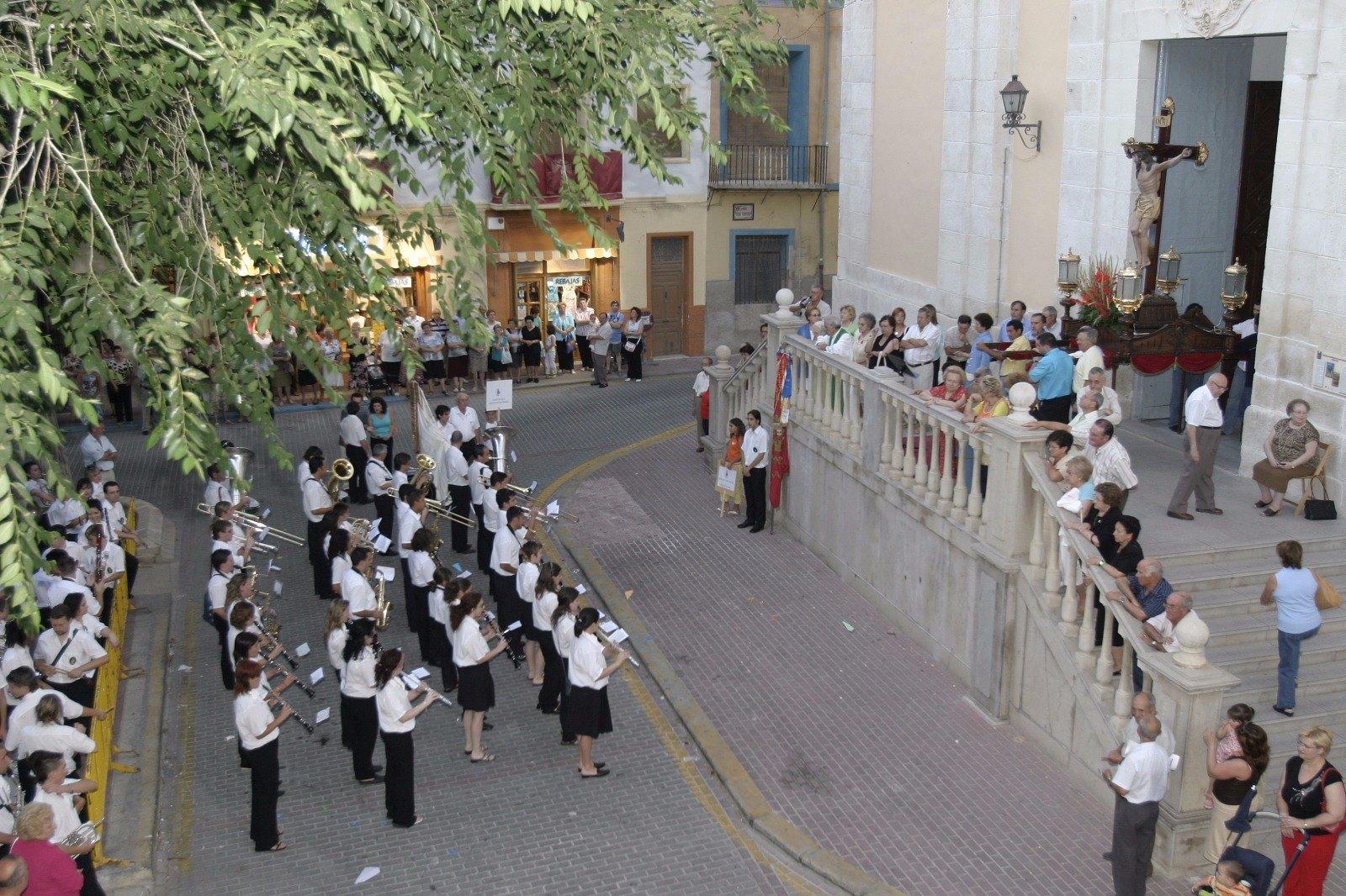 (2005-07-02) - Estreno Marcha Procesional  - Vicent Olmos -  (01)