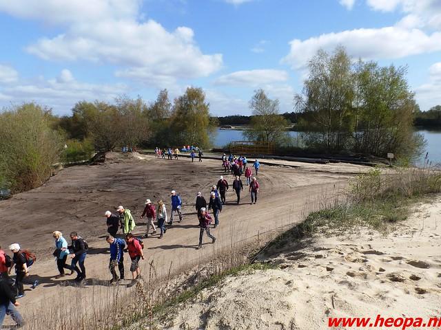 2016-04-20 Schaijk 25 Km   Foto's van Heopa   (26)