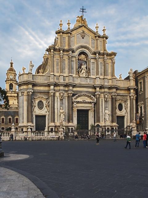 viaggio in Sicilia - 6 - duomo di Catania