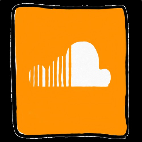 SoundCloud icon square | by ColaLife
