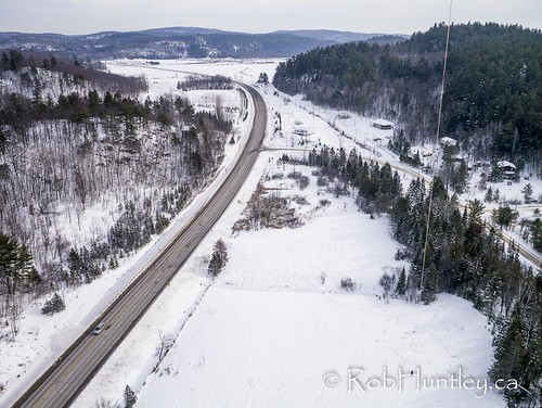 road winter canada photography photo quebec aerialview aerial photograph wakefield kap chemin kiteaerialphotography aeriallandscape cheminedelweiss