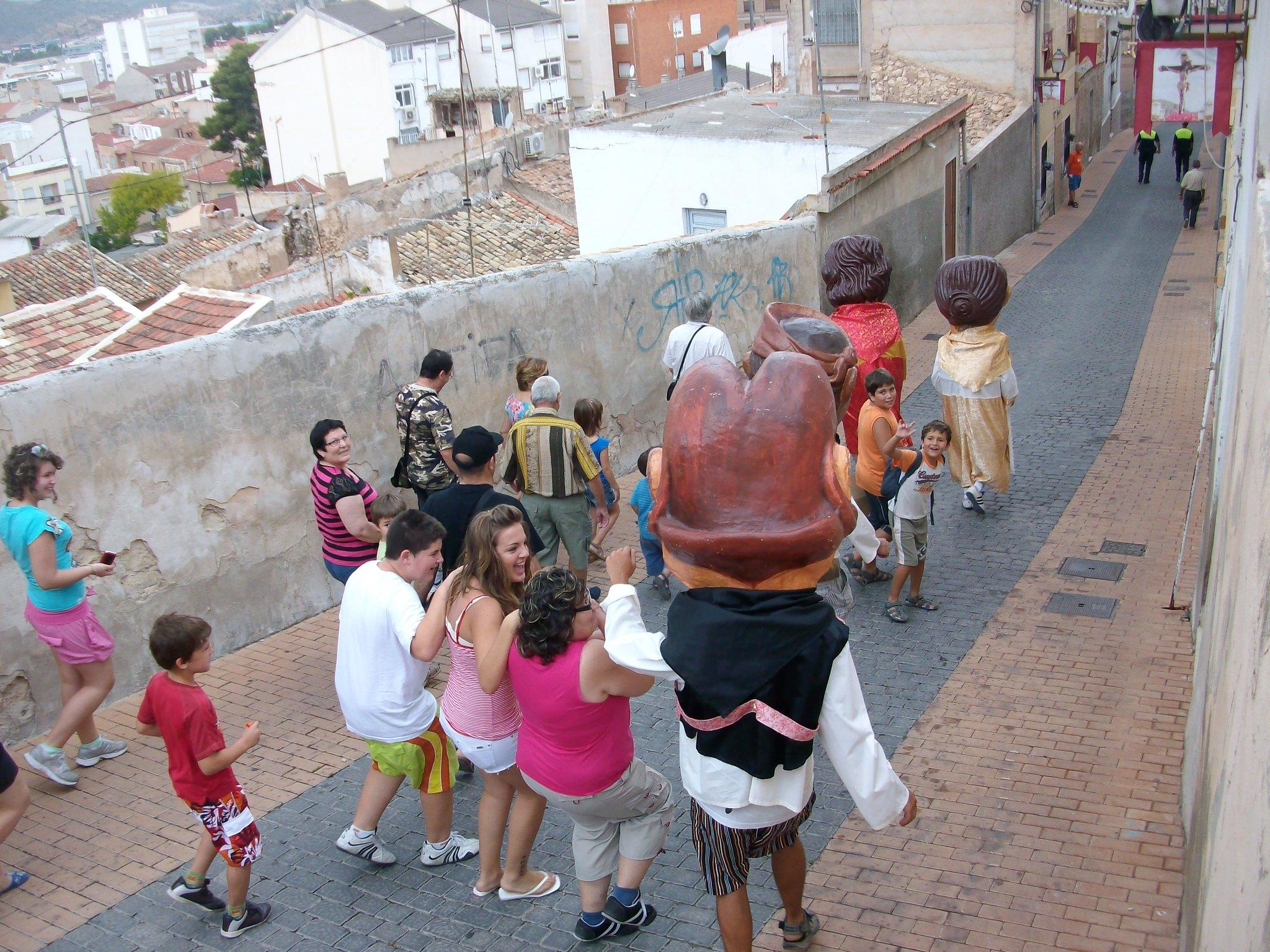 (2011-07-03) - Pasacalle Gent de Nanos -  José Vicente Romero Ripoll (31)