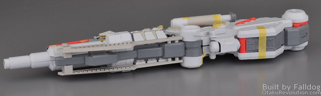 Mechanicore - Tief Stürmer Review - Main Gun and Radar 8