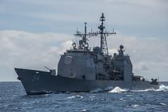 USS Antietam (CG 54) file photo. (U.S. Navy/MC2 Marcus L. Stanley)