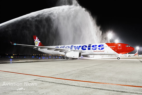 Edelweiss Airbus A330-343 | by aviationnewsnet
