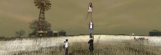 Balancing Act   by Ziki Questi