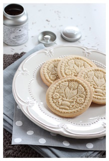 Flower bouquet springele cookies