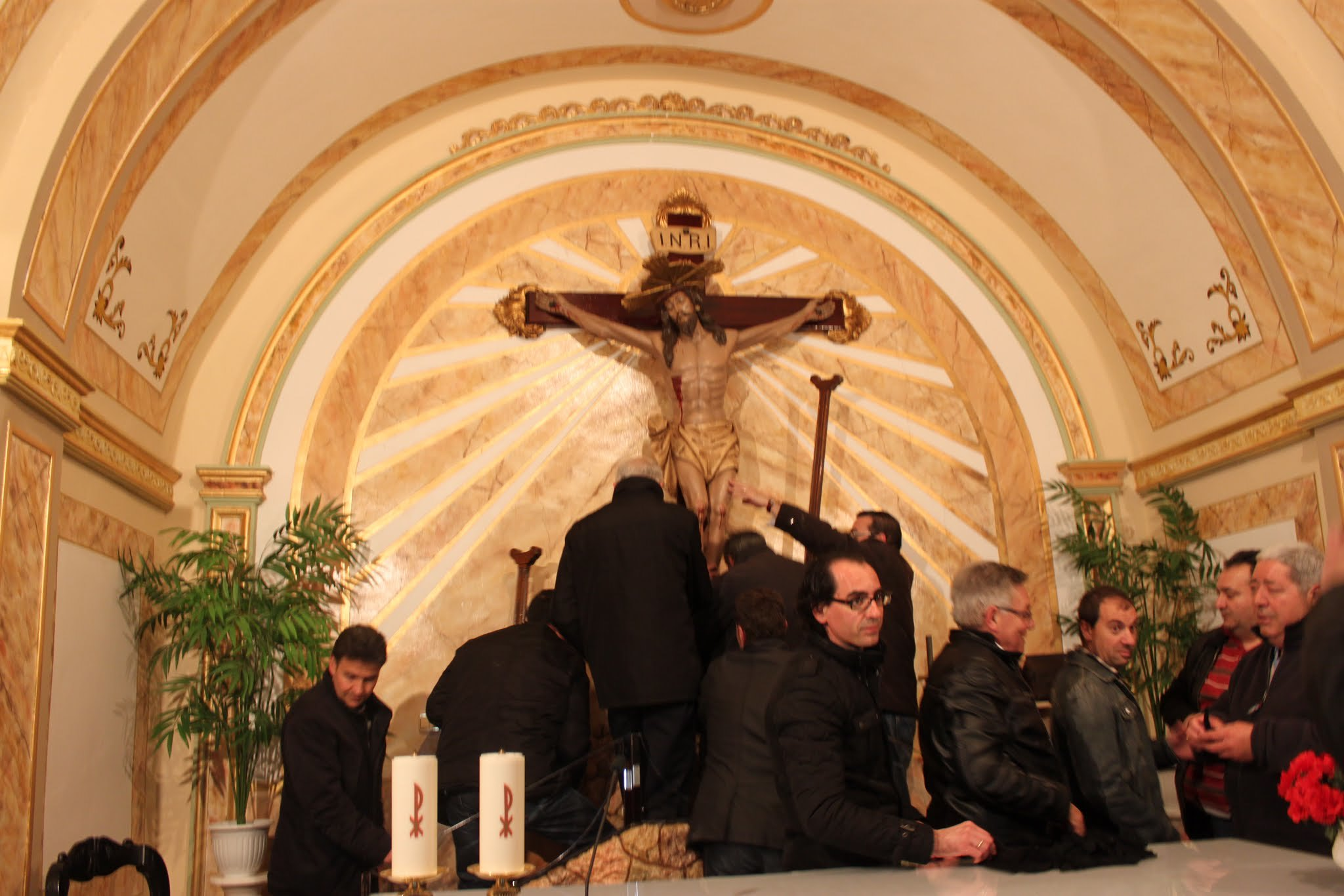 (2013-03-22) - IV Vía Crucis nocturno - Javier Romero Ripoll (236)