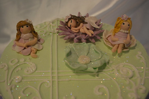 Baby Shower fairies <3 | by How Sweet It Is Cakes