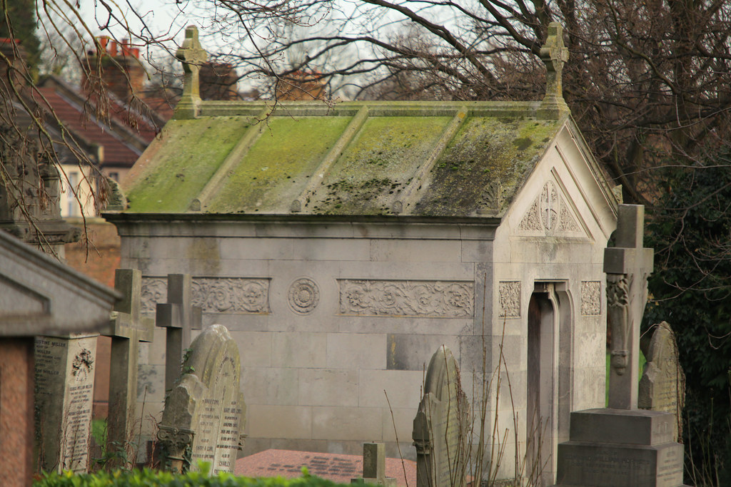 West Norwood Cemetery & Tombs