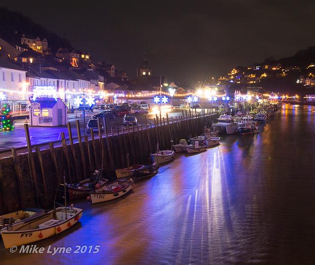 Harbour Christmas Lights