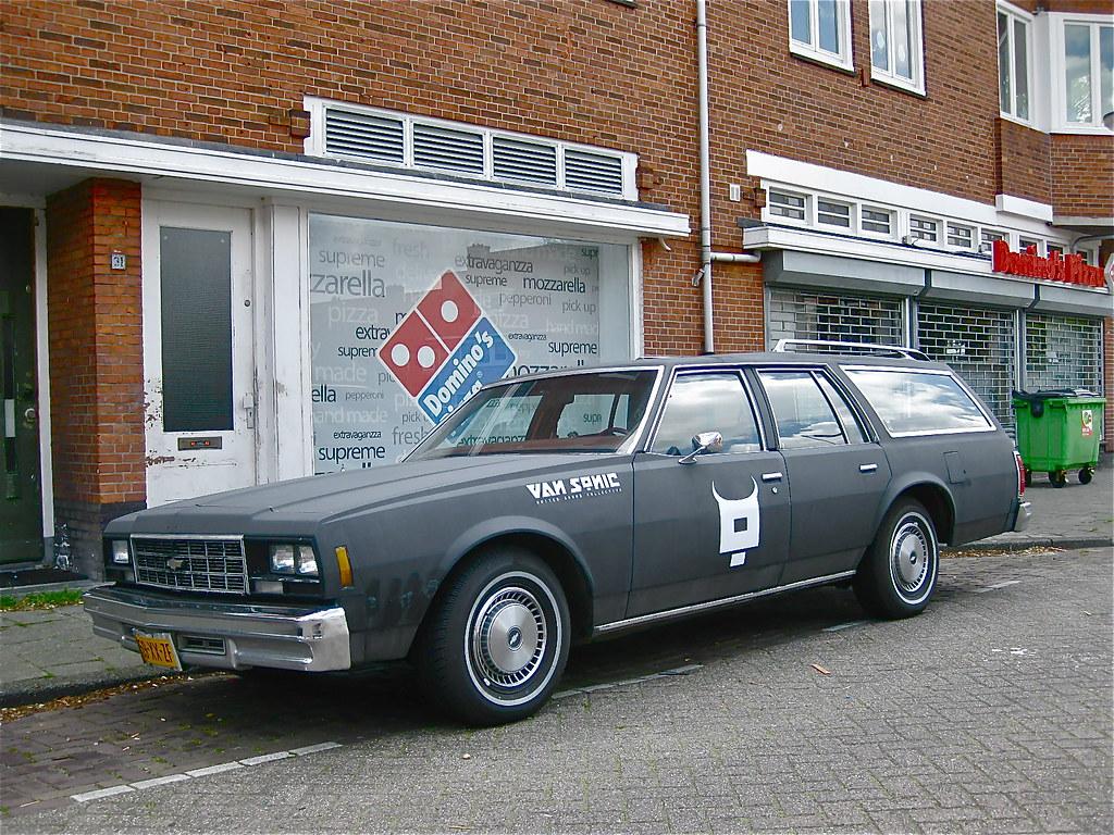 1978 Chevrolet Impala Wagon The Model Name Impala Was Intr