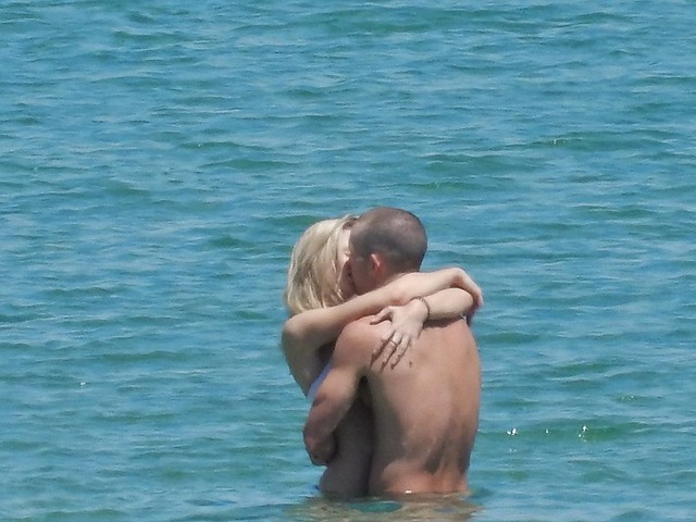 Water Kiss