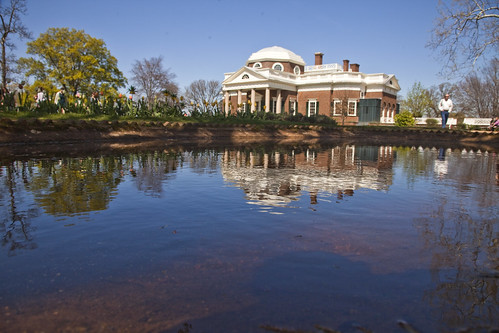reflection water virginia thomas places jefferson monticello 201604150028