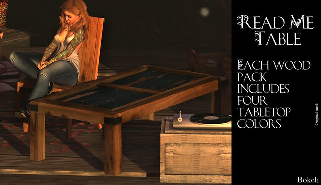 Read Me Tables for The Seasons Story