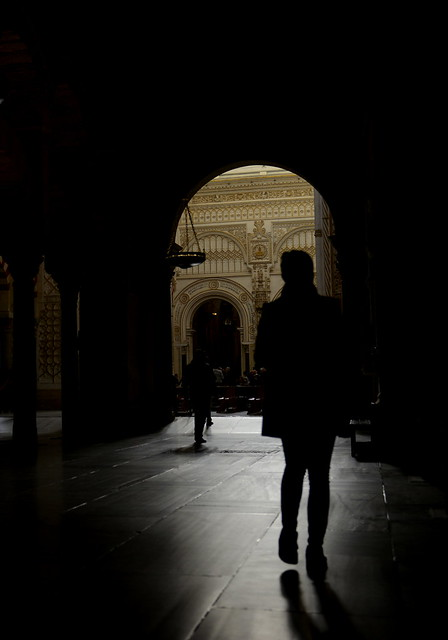 Shadowplay in Gran Mezquita