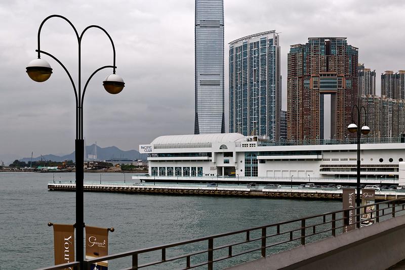 Ocean Pier and ICC building