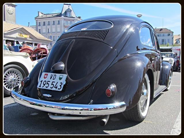 VW Beetle, 1955