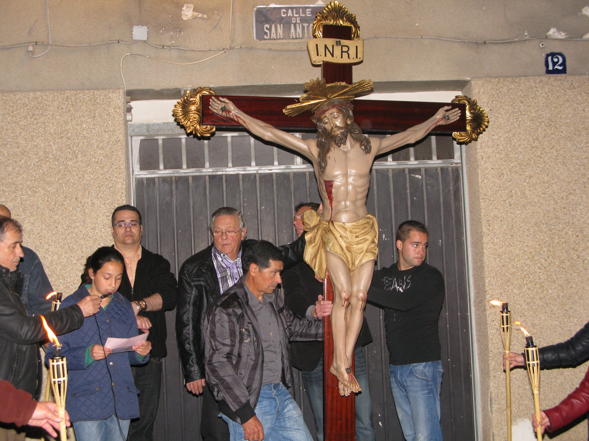 (2011-04-15) - II Vía Crucis nocturno -  Antonio Verdú Navarro (22)