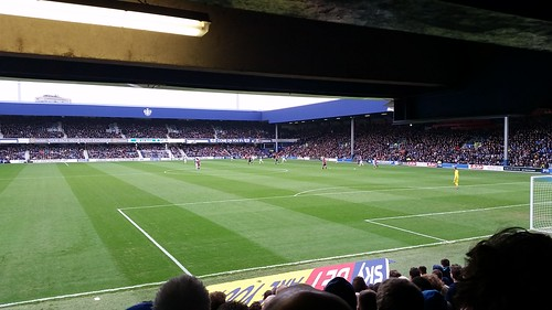 Queens Park Rangers v Ipswich Town, Loftus Road, SkyBet Championship, Saturday 6th February 2016 | by CDay86