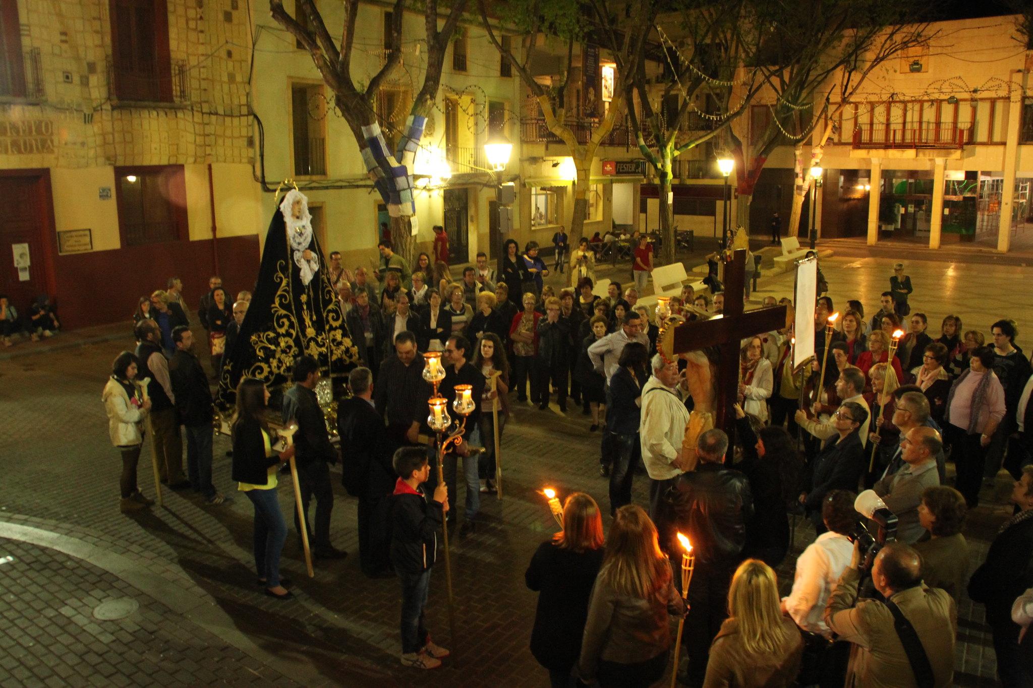 (2014-04-01) -  V Vía Crucis nocturno - Javier Romero Ripoll (73)