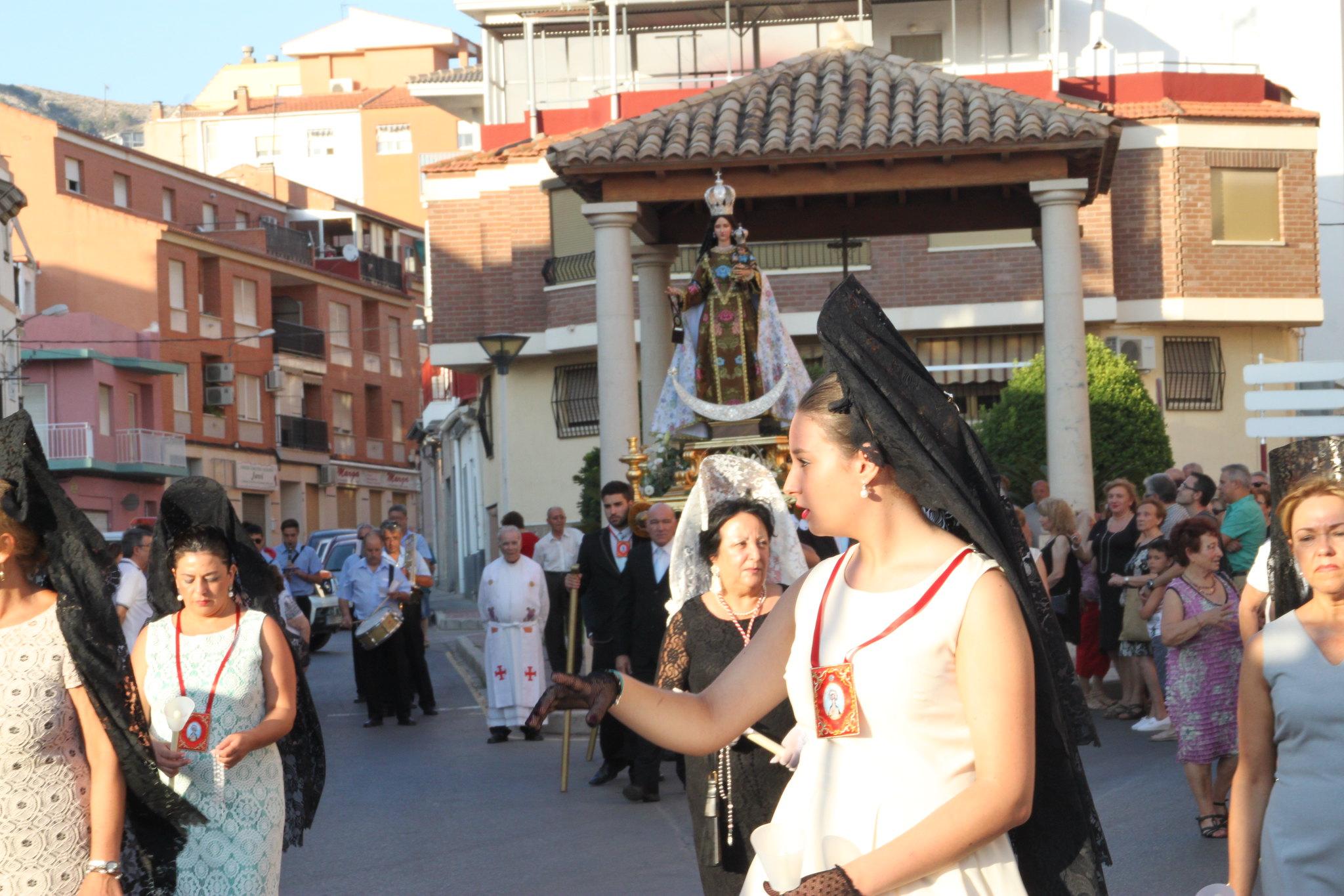 (2015-07-12) - Virgen del Carmen, parroquia La Santa Cruz - Javier Romero Ripoll (173)