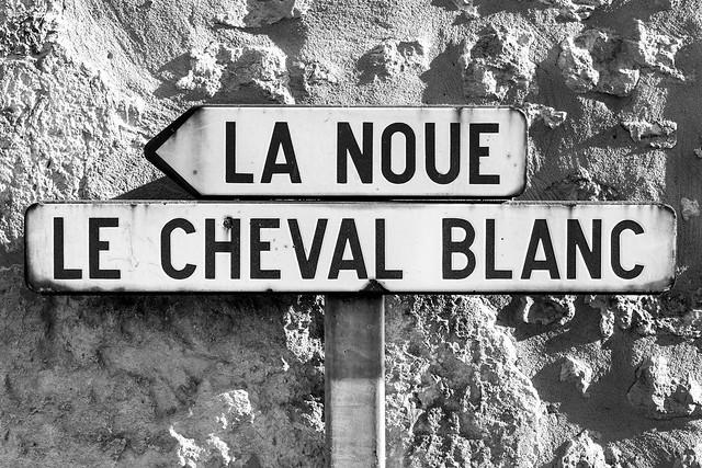 Le Cheval Blanc - Le Perche