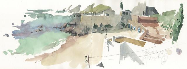Port Pelegrí. Calella de Palafrugell