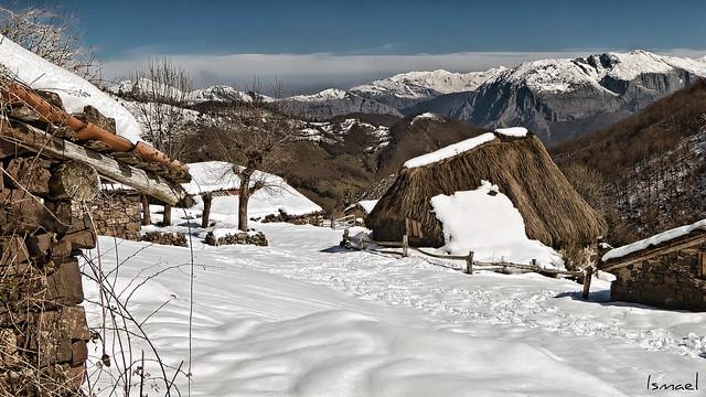 Braña de Tuiza Asturias