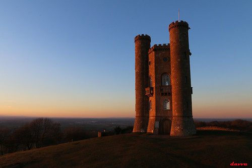 uk greatbritain travel sunset sky architecture canon landscape worcestershire canoneos broadwaytower
