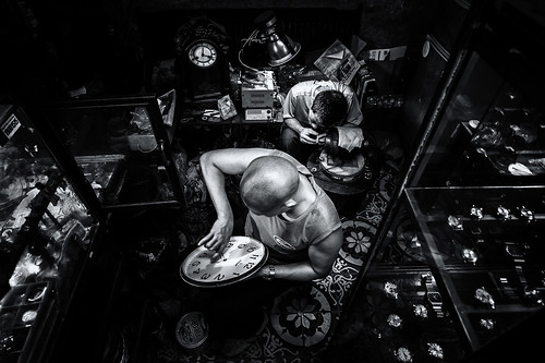 The Watchmaker | by Axel Halbgebauer