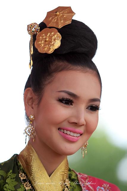 Thaïlandaise.