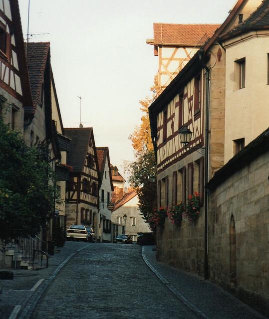 1994 Germany // Weitwanderweg Neuhaus an der Pegnitz //