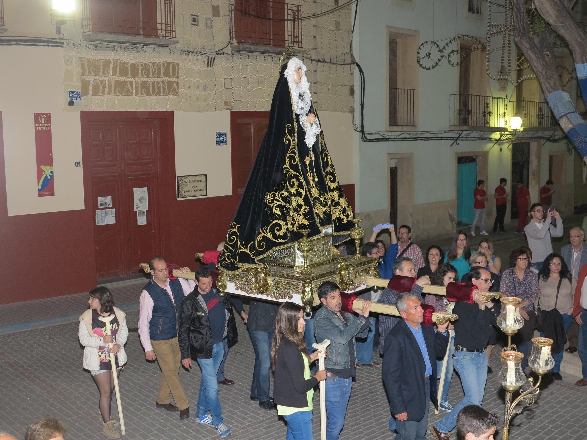 (2014-04-01) - V Vía Crucis nocturno - Antonio José Verdú Navarro (33)