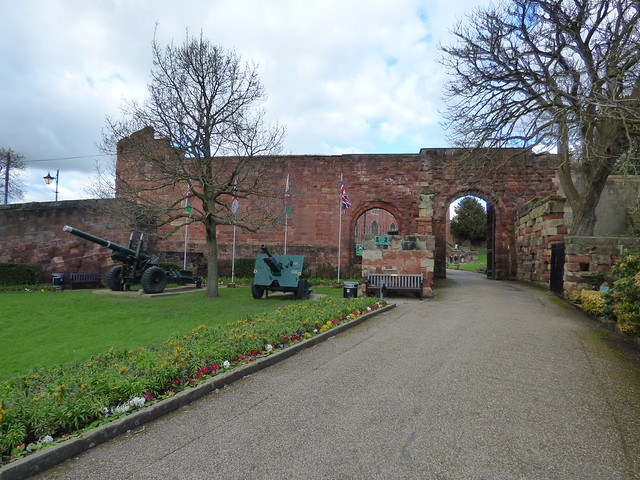 Shrewsbury Castle - The Shropshire Regimental Museum