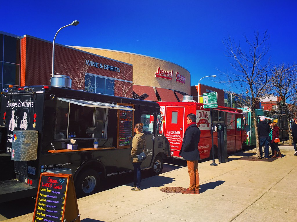 Southport's food trucks