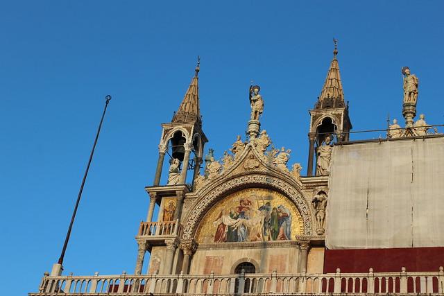 St Mark's Basilica - Venice - Italy