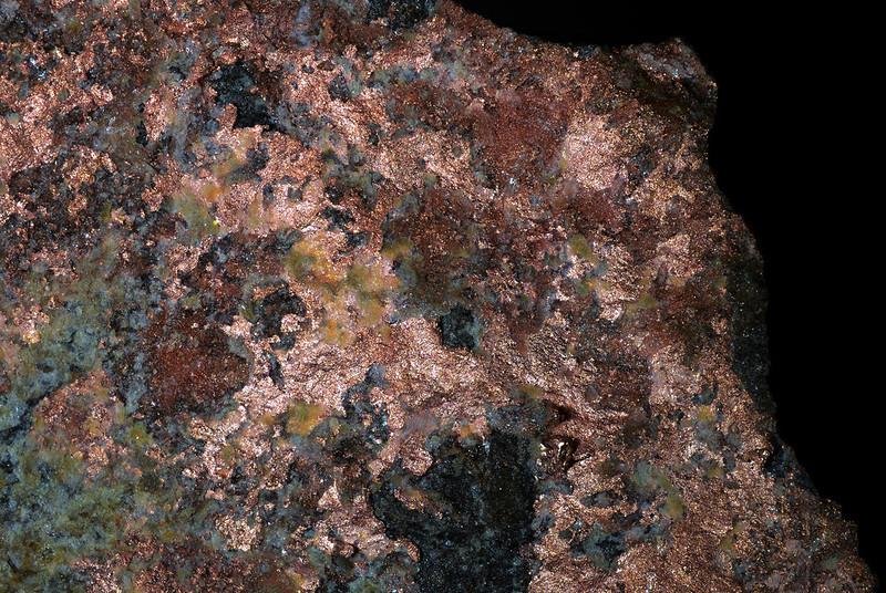 自然銅 / Native Copper