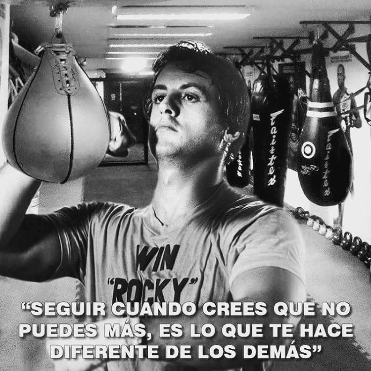 Rockybalboa En Perufightacademy Xd Motivacion Boxeo C