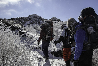 Mount Rogers Winter Backpacking | by lifeinthedistrict