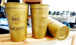 Bacardi Copper Cups | by anax44