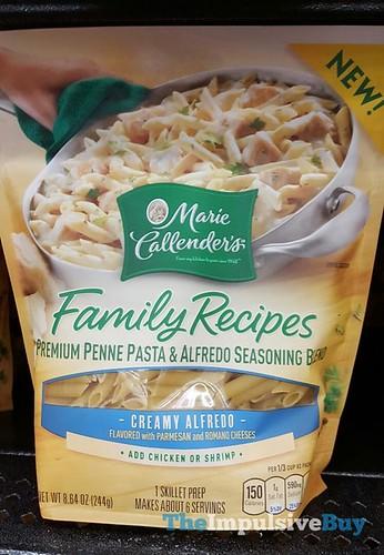 Marie Callender's Family Recipes Creamy Alfredo   by theimpulsivebuy
