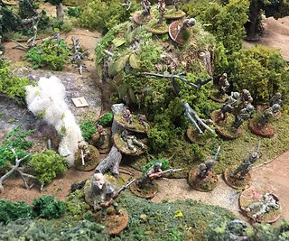 Japanese defenders appear   by mhluther