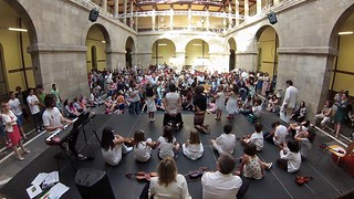 Verdeando Fest expositores centro pedagogico musical Viera Bardon | by De tu Sueño y Letra