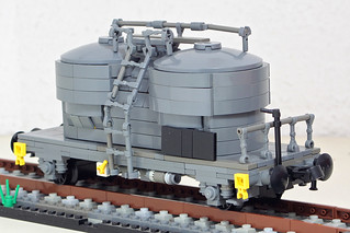 MÁV Ucs cement wagon | by /Rob/