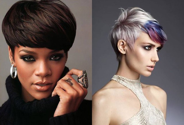Color de pelo cada rostro que ella quiere ... pero ¿cómo encontrarlo?